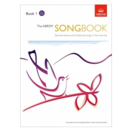 The ABRSM Songbook - Book 1 (CD Edition)