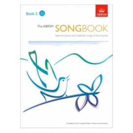 The ABRSM Songbook - Book 2 (CD Edition)