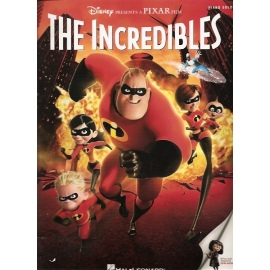 The Incredibles (Piano Solo)