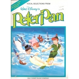 Peter Pan: Vocal Selections (PVG)
