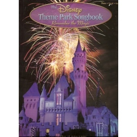 The Disney Theme Park Songbook (PVG)