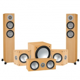 Silver 200 AV12 Speaker System