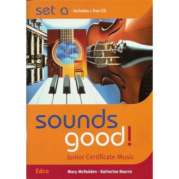 Sounds Good! Set A Book & CD