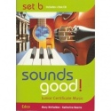 Sounds Good! Set B Book & CD