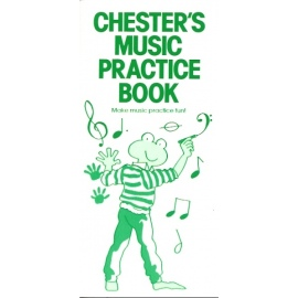 Chester's Music Practice Book