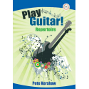 Play Guitar! Repertoire By Pete Kershaw (Book & CD)