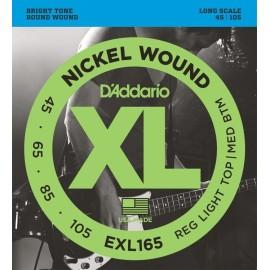 EXL165 Bass Guitar Strings .045 - .105