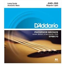 EPBB170 Phosphor Bronze Acoustic Bass Strings