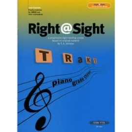 Right @ Sight Grade 3 Piano