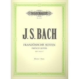 Franzosische Suiten: Edition Peters