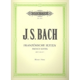Bach - French Suites Complete