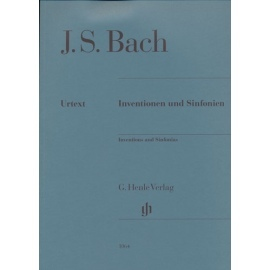 Bach - Inventions And Sinfonias