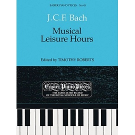 Musical Leisure Hours: Easier Piano Pieces