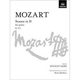 Mozart - Sonata in D for Piano K.311