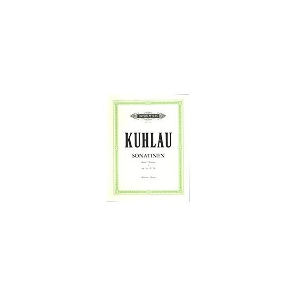 Kuhlau Sonatinas Vol 1 (12) Op 20, 55, & 59
