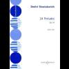 Shostakovich - Preludes (24) Op. 34