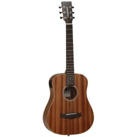 TW2T Travel sized acoustic guitar