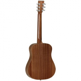 TW2TE Travel sized semi-acoutic guitar