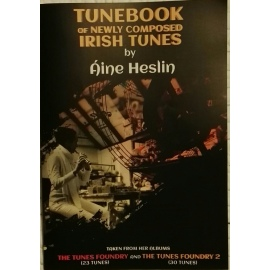 Tunebook Of Newly Composed Irish Tunes, Áine Heslin