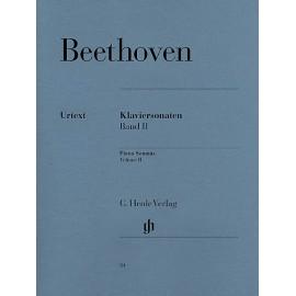 Beethoven - Sonatas Volume II: Henle Verlag