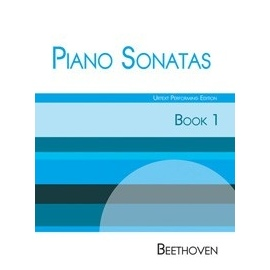 Beethoven - Piano Sonatas Book 3: Urtext Performing Edition