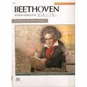 Beethoven - Piano Sonatas Volume 1: Alfred Masterpiece Edition
