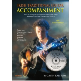 Irish Traditional Guitar Accompaniment (CD Edition)