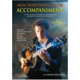 Irish Traditional Guitar Accompaniment (Book Only)