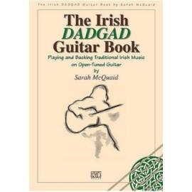 The Irish DADGAD Guitar Book (CD Edition)
