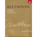 Beethoven - Bagatelles: ABRSM Edition