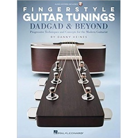 Fingerstyle Guitar Tunings DADGAD & Beyond