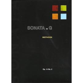 Sonata in G Op. 14 No. 2