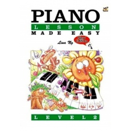 Piano Lessons Made Easy Level 2