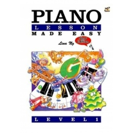 Piano Lessons Made Easy Level 1