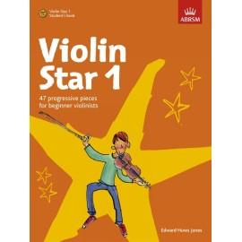 Violin Star 1: Students Book & CD