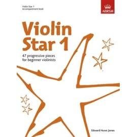 Violin Star 1: Accompaniment Book