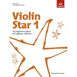 Violin Star 1: Accompaniment Book