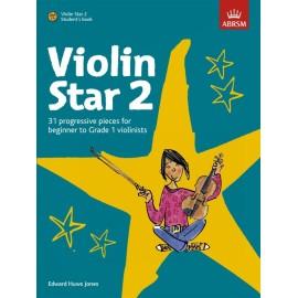 Violin Star 2: Students Book & CD