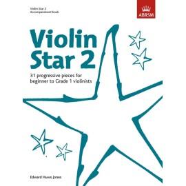 Violin Star 2: Accompaniment Book