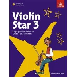 Violin Star 3: Students Book & CD