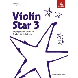 Violin Star 3: Accompaniment Book