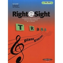 Right @ Sight Grade 5 Piano