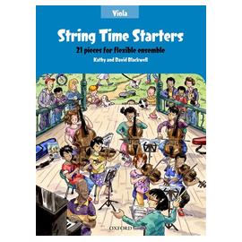 String Time Starters (Viola)