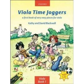 Viola Time Joggers (Bk&CD)