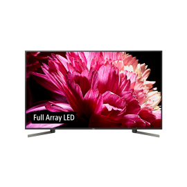"KD55XG9505 55"" 4K HDR Full Array LED with Android Tv"