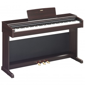 Arius YDP144 Digital Piano includes a stool and headphones