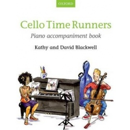 Cello Time Runners Piano Accompaniment