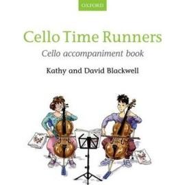 Cello Time Runners Cello Accompaniment