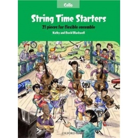 String Time Starters (Cello)