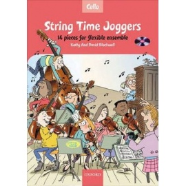 String Time Joggers (Cello)